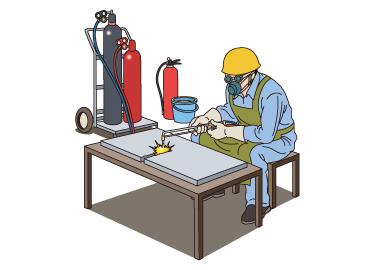 ガス 溶接 技能 講習 ガス溶接技能講習 ロイヤルパワーアップスクール